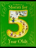 Collection Of Stories For 5 Year Olds
