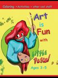 Art is Fun with little Pascal vol 1: Abbybooks4kids