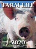 Farm Life 2020 Calendar
