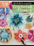 50 Cents a Pattern: Crocheted Flowers: 20 on the Go Projects