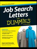 Job Search Letters for Dummies, 4th Edition
