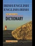 Irish-English/English-Irish Easy Reference Dictionary, New Edition