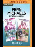 Fern Michaels Sisterhood Series: Books 4-5: The Jury & Sweet Revenge