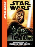 Star Wars: Showdown on the Smuggler's Moon, Volume 1