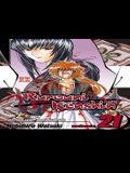 Rurouni Kenshin, Vol. 21, 21