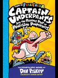 Captain Underpants and the Perilous Plot of Professor Poopypants: Color Edition (Captain Underpants #4) (Color Edition), 4