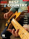 Best Country Hits: Guitar Play-Along Volume 96