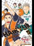 Haikyu!!, Vol. 5, Volume 5: Inter-High Begins!