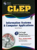 CLEP Information Systems & Computer Applications w/ CD-ROM (CLEP Test Preparation)