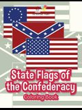 State Flags of the Confederacy Coloring Book