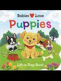 Babies Love Puppies