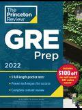 Princeton Review GRE Prep, 2022: 5 Practice Tests + Review & Techniques + Online Features