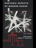 Photonic Aspects of Modern Radar
