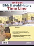 10-Foot Bible & World History Time Line