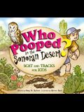 Who Pooped in the Sonoran Desert? - Scat and Tracks for Kids