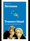 Treasure Island (The Unabridged Illustrated Edition): Adventure Tale of Buccaneers and Buried Gold