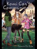 Komi Can't Communicate, Vol. 11, 11