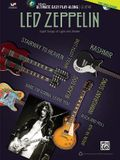 Ultimate Easy Guitar Play-Along -- Led Zeppelin: Eight Songs of Light and Shade (Easy Guitar Tab), Book & DVD [With DVD ROM]