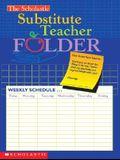 The the Scholastic Substitute Teacher Folder
