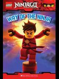 Way of the Ninja (Lego Ninjago: Reader)