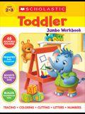 Scholastic Toddler Jumbo Workbook: Early Skills