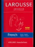 Larousse Advanced Dictionary French-English/Anglais-Francais