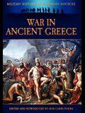 War in Ancient Greece