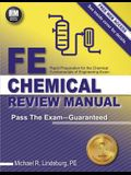 Ppi Fe Chemical Review Manual, 1st Edition (Paperback) - Comprehensive Review Guide for the Ncees Fe Chemical Exam