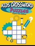 Kids Crossword Puzzles: Super Fun Edition