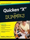 Quicken 2012 For Dummies