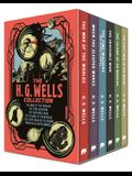 The H. G. Wells Collection: Deluxe 6-Volume Box Set Edition