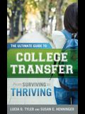 Ultimate Guide to College Transfer: From Surviving to Thriving