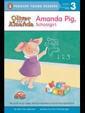Amanda Pig, Schoolgirl
