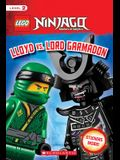 Lloyd vs. Lord Garmadon
