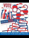 Vote Instructional Resources Set