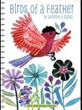 Geninne D Zlatkis 2019-2020 Weekly Planner: Birds of a Feather