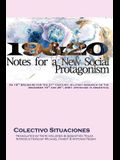 19&20: Notes for a New Social Protagonism