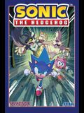 Sonic the Hedgehog, Vol. 4: Infection