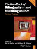 Handbook of Bilingualism 2e