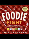 Foodie Fight Calendar: Trivia Questions for Serious Food Lovers