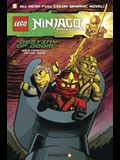 Lego Ninjago #8: Destiny of Doom