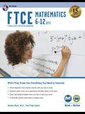 FTCE Mathematics 6-12 (026) 3rd Ed., Book + Online