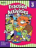 Fraction Activities: Grade 3 (Flash Skills)