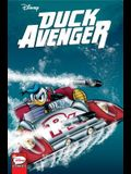 Duck Avenger New Adventures, Book 3