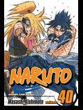 Naruto, Vol. 40, 40