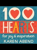 100 Hearts: for joy and inspiration