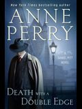 Death with a Double Edge: A Daniel Pitt Novel