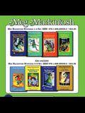 Meg Mackintosh Mysteries Set: Books 1-4