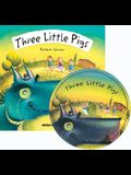Three Little Pigs [With CD]