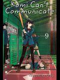 Komi Can't Communicate, Vol. 9, 9
